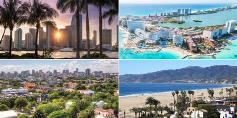 11 Best Spring Break Destinations For 2017  Spring Break