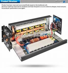 High Frequency 12v 220v 5000w Pure Sine Wave Inverter