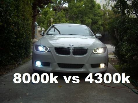 replacement ds  xenon hid headlight bulbs bmw