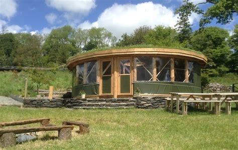 Fron Farm Bespoke Roundhouses- Custom Built Wooden Yurts