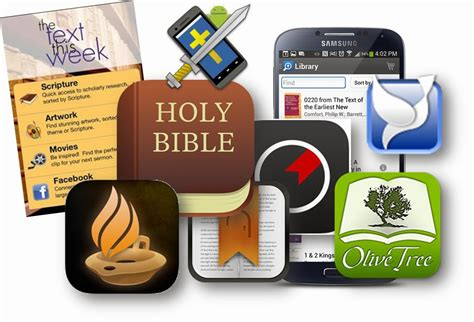 bible app for android biblical studies and technological tools a survey