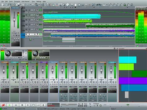 Screenshot, Review, Downloads Of Shareware N-track Studio