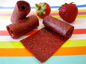 How to Make Homemade Fruit Roll Ups for Kids - Healthy ...