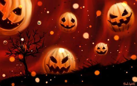pumpkin halloween wallpapers wallpaper cave