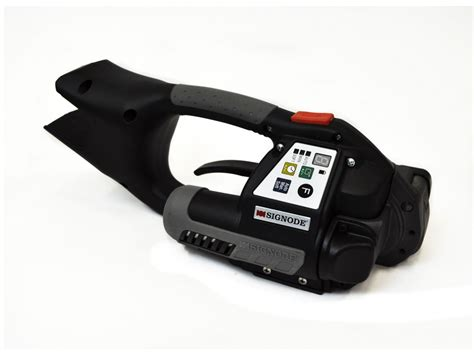 signode battery strapping tool bxt