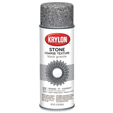 Krylon Make It Stone Spray Paint  Blick Art Materials