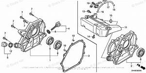 Honda Small Engine Parts Gx120 Oem Parts Diagram For