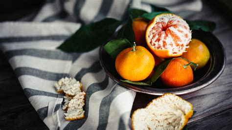 Sleep In Mandarin by Winter Delights Small Citrus Fruit Lifegate