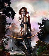 Lara Croft Digital Art