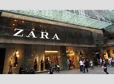 You will not believe the rent Zara is paying for its new