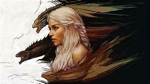 Daenerys Targaryen Wallpapers - Wallpaper Cave