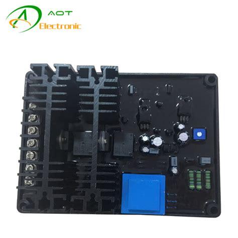 brush generator avr circuit diagram gb 130 for diesel engine