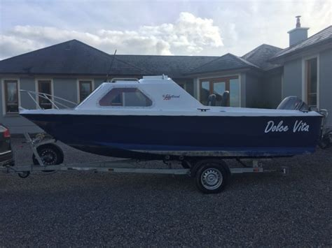Fishing Boat Prices by Shetland 536 Fishing Boat Price Drop For Sale In Cashel