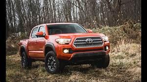 2016 Toyota Tacoma V 6 4x4 Manual Review  U0026 Spesifications