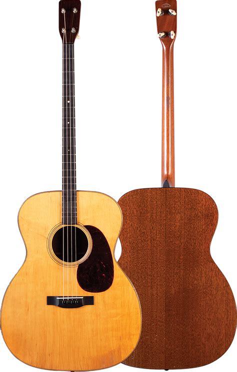 Martin Om18p Plectrum Guitar  Vintage Guitar® Magazine