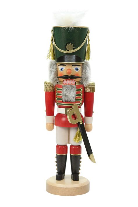 nutcracker guardsoldier 44 cm 17in by christian ulbricht
