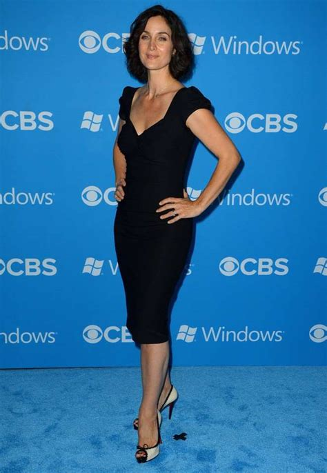 Carrie-Anne Moss Birthday, Real Name, Age, Weight, Height ...