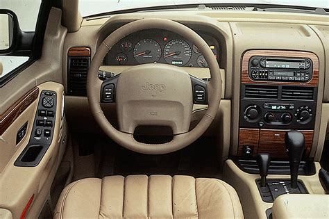 jeep grand cherokee consumer guide auto