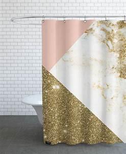 Rideau Rose Gold : 25 best ideas about rideaux de douche sur pinterest rideaux de douche pour enfants ~ Teatrodelosmanantiales.com Idées de Décoration