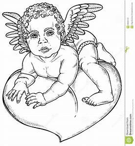 Cupid Heart Stock Image - Image: 36565141