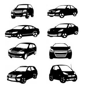 Car Silhouette Vector Free