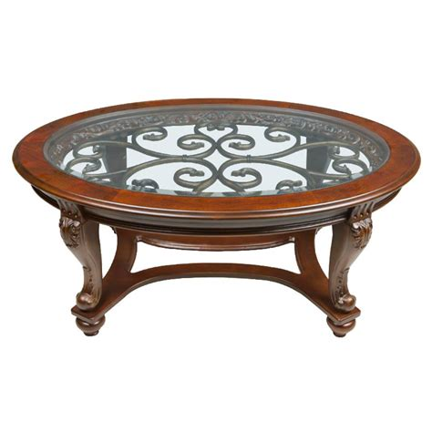 Traditional Brown Norcastle Sofa Table by Norcastle End Table 28 Images Norcastle Oval Coffee