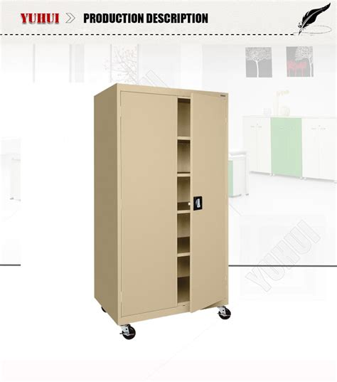 Godrej Steel Cupboards by Movable Cabinets With Wheels Steel Door Cabinet
