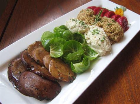 cuisine vegan the kitchen thanksgiving dinner