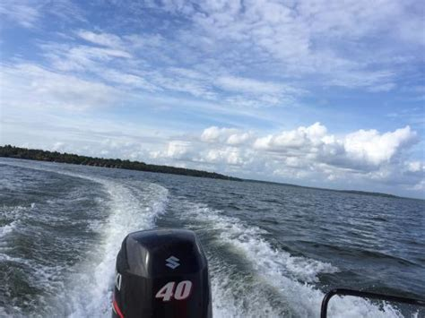 Speed Boat Kerala by Speed Boat Ride To Dolphin Point Picture Of Ashtamudi