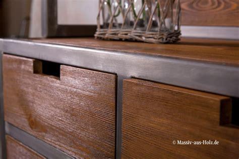 Metall Möbel by M 246 Bel Im Industriedesign Ein Look Aus Holz Metall