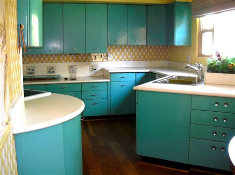 Century Kitchen Cabinets by Rhan Vintage Mid Century Modern Mid Century Kitchens