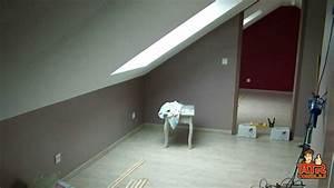 Amenagement Des Combles : am nagement de combles dans les yvelines 78 youtube ~ Melissatoandfro.com Idées de Décoration