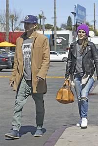 RACHEL BILSON and Hayden Christensen at Du-Par's ...