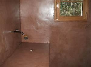 salle de bain beton cire bleu solutions pour la With carrelage adhesif salle de bain avec spot exterieur led couleur