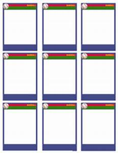 playing card printable template new calendar template site With baseball card size template