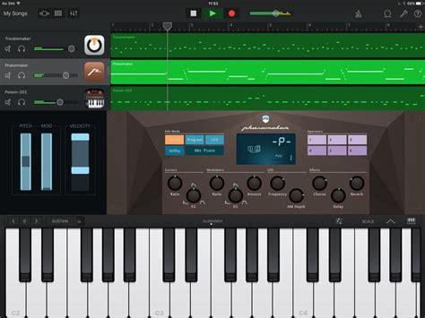 Garageband For Ipad & Iphone Review Apple Garageband For