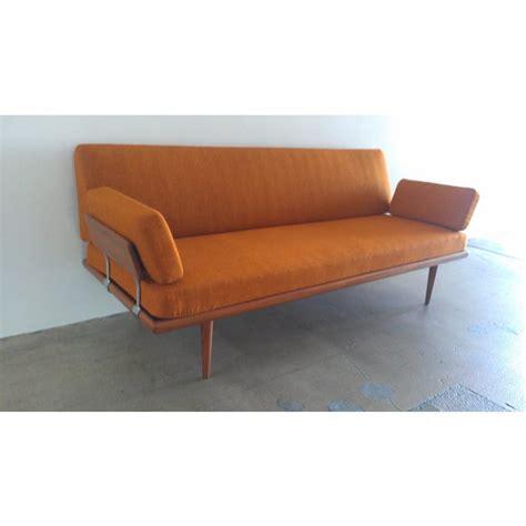 danish mid century modern hvidt france son sofa chairish