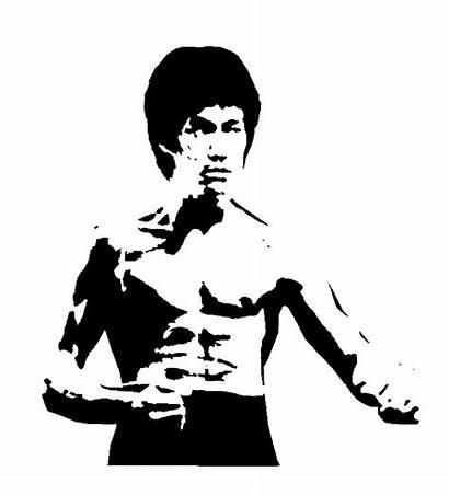 Bruce Lee Coloring Pages Brucelee Xxxtentacion Trending