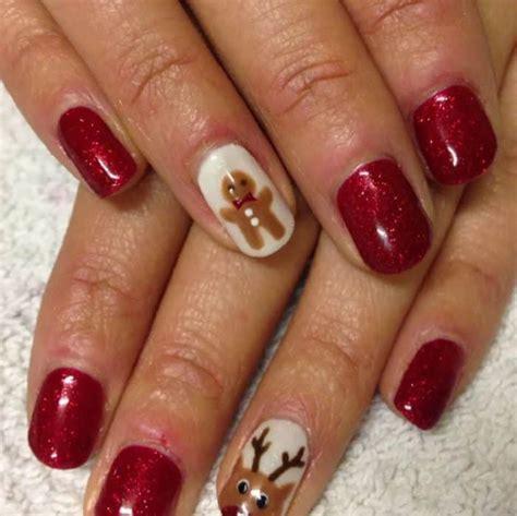 latest shellac nail design ideas