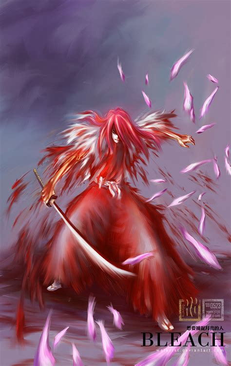 renji abarai  zabimaru  fan arts  daily anime