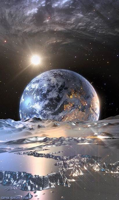 Shvecova Geya Wallpapers Planet Graphics Motion Gifs