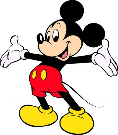 Mickey Mouse Clipart Best Mickey Mouse Clipart 11792 Clipartion