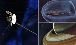 Solar 'tsunami' helps Nasa confirm that Voyager 1 has made ...