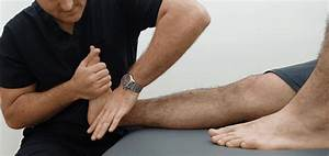 Advantages Of Treatment Sprained Ankle By Manual Therapy