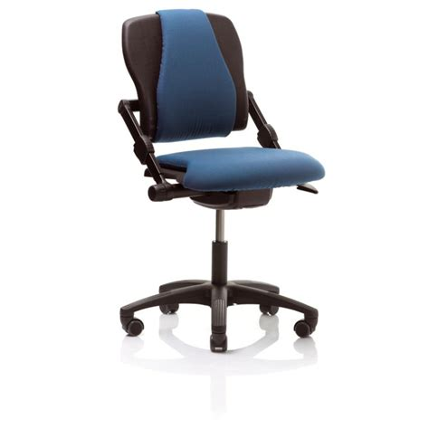 hag h03 340 24 7 partly upholstered office chair without