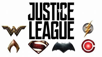 Justice League Clipart Logos Dc Transparent Charge