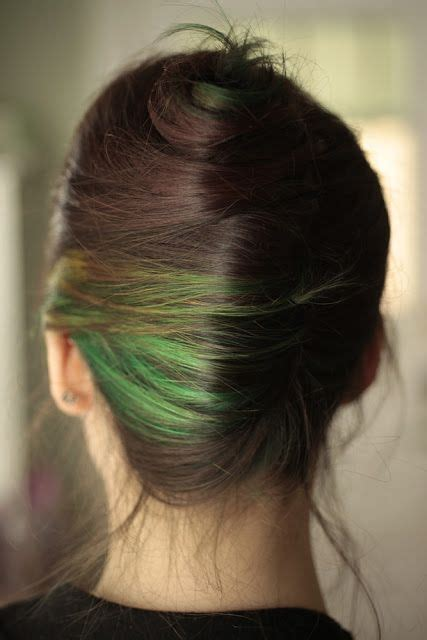 Best 25 Green Highlights Ideas On Pinterest Colored