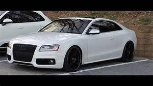 Audi S5 4 2l 356ch : audi s5 v8 awe track exhaust youtube ~ Medecine-chirurgie-esthetiques.com Avis de Voitures