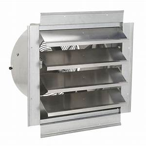 Ventamatic 14 in industrial exhaust fan if14ups the for Commercial exhaust fans for bathrooms