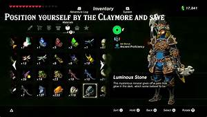 Breath of the Wild - Royal Guard's Claymore Farming Guide ...